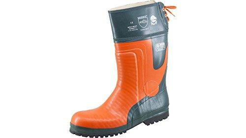 Unbekannt Novo Boot Forest 2, Sägeschutzstiefel nach EN ISO 20345:2007 SB, 42