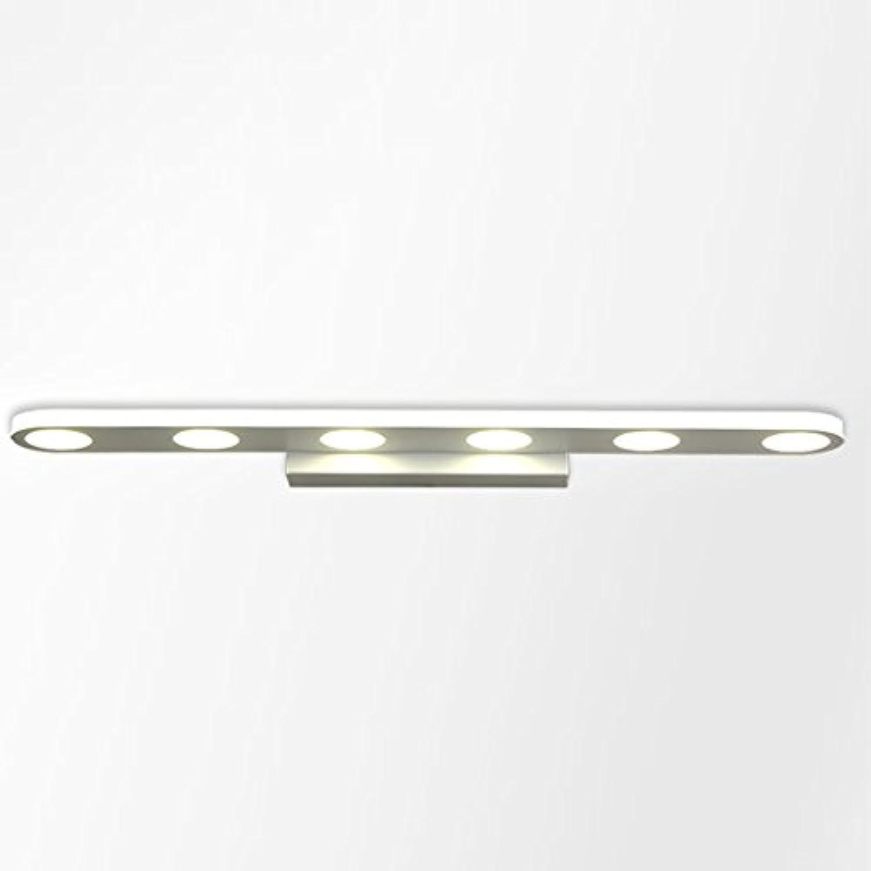 Hyzb LED Badezimmer Make-up Spiegel Spiegel Beleuchtung ...