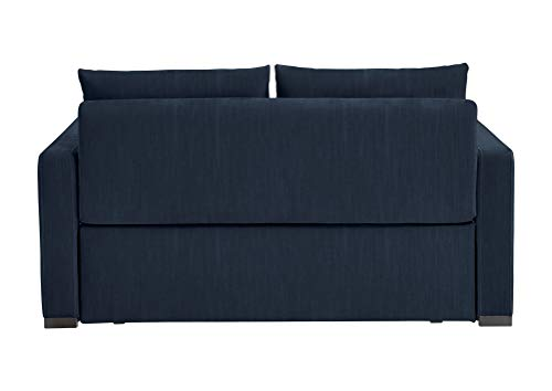 REPOSA BURANO Sofas, Stoff, Navy, 156 x 95 x 94 cm