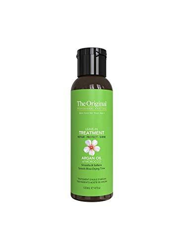 DermOrganic Leave-in Treatment for Hair with Argan Oil - Repair, Protect, Shine, 4 fl.oz.