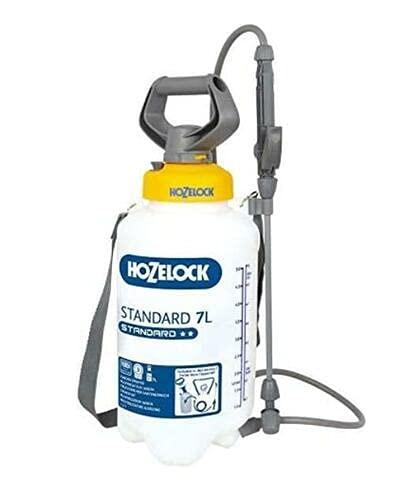 Hozelock Ltd JNS_228862 Hozelock 7L Standard Pressure Sprayer 4231 w/Weedkiller Cone, Multi