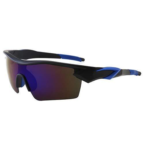WJBABJ Ciclismo Gafas Camino Deporte Gafas de Sol UV400 de la Bici Hombres Mujeres Gafas Ciclismo al Aire Libre Pesca Correr Bicicleta (Color : Color 14)