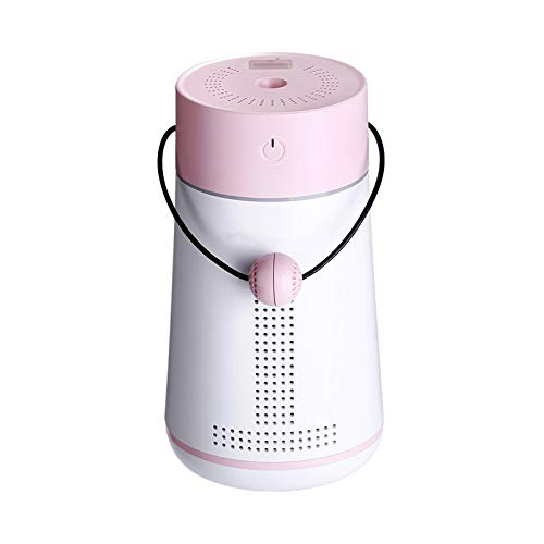 GAKIN 1Pc Humidificador Humedificante Purificador de Aire Mini USB Espejo de Maquillaje Coche Hogar Hidratante Ultra Silencioso Para Dormitorio