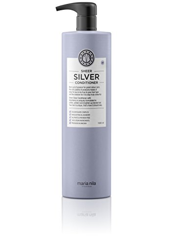 Maria Nila Sheer Silver Conditioner,1er Pack (1 x 1000 ml)