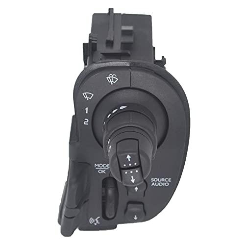 KASturbo Commodo Clignotant Clio 3, Comodo essuie glace pour R-enault Kangoo Modus OEM: 8201590631 7701068115