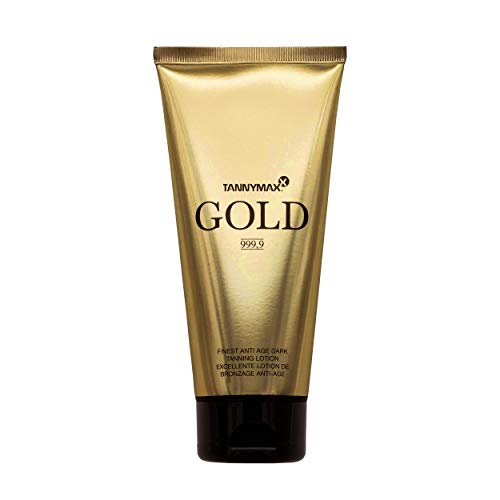 Tannymaxx Gold Finest Anti Age Dark Tanning Lotion