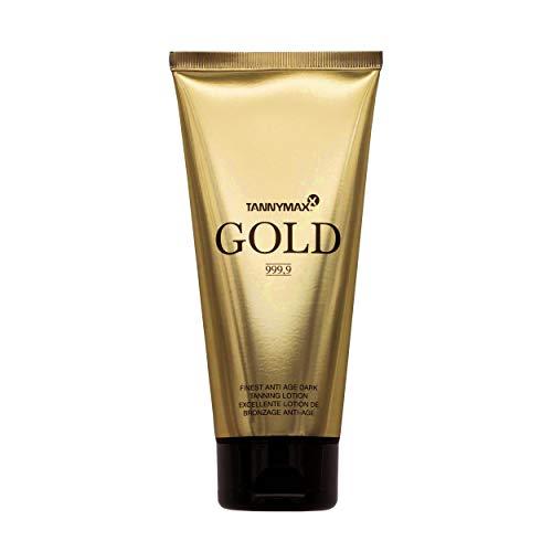 Tannymaxx Gold Anti Age Tanning Accelerator Lotion con Hysilk Hyaluron - 200...