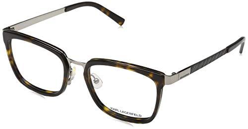 Karl Lagerfeld Brillengestelle KL2580135418145 Rechteckig Brillengestelle 54, Mehrfarbig