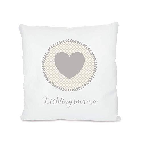 Besondere Kissen für die Mama - Originelle Geschenkidee mit Motiv