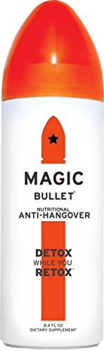 Magic Bullet Nutritional Hangover Prevention Drink (4-Pack) Don't Recover, Prevent