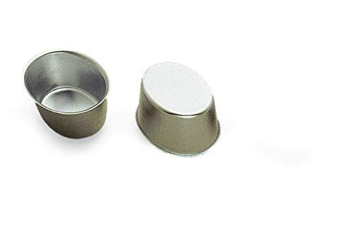 LOUIS TELLIER - Moule à Aspics en Aluminium - Démoulage Rapide et Parfait - Qualité Supérieure - Fabriqué en France