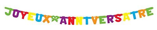 Boland 43201 Banderole Festive Multicolore