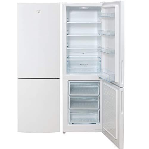 Jocel JC-301L Independiente 301L A++ Blanco nevera y congelador - Frigorífico (301 L, 40 dB, 3 kg/24h, A++ [Clase de eficiencia energética A++]