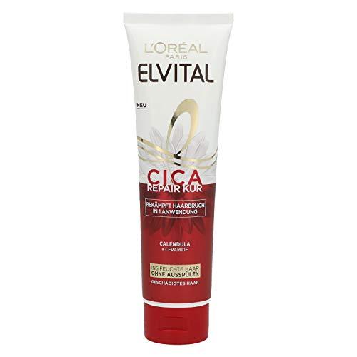 L'Oréal Paris Elvital CICA REPAIR KUR mit Calendula + Ceramide Inhalt: 150ml Haarkur