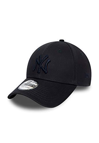 New Era League Essential 39Thirty Cap NY Yankees Dunkelblau, Size:M/L