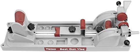 Tipton Best Gun Vise for Cleaning, Gunsmithing and Gun Maintenance/Upgraded/