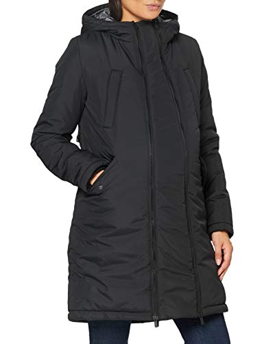 Noppies Damen Jacket 3-Way Blackpool Jacke, Black-P090, XXXL