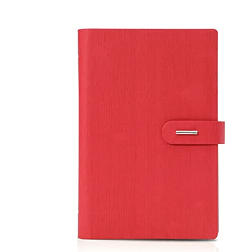 Diario de Cuaderno Diario de Cuero/Cuaderno-A5 Diario de Grano Horizontal 9.5X 6.5inches, Papel, Adecuado para la Escuela, la Oficina y el hogar Bloc de Notas de Papel Grueso de