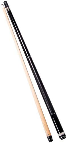 """WEHOLY Handmade American Cue 58"""" Tips 12.75mm 1/2 Jointed 2 Piece 21oz Maple Shaft Pool Cue Pool Cue"""