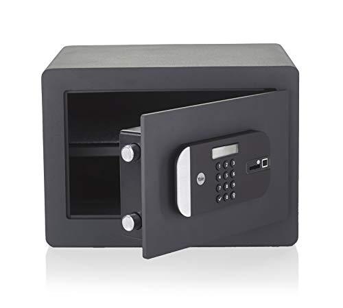 Yale YSM/250/EG1 - Caja Fuerte de Alta Seguridad con Cerradura electrónica 100.000 Combinaciones (Certificado SKG), YSFM/250/EG1