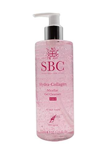 SBC HYDRA COLLAGEN Micellar Gel Cleanser 3-in-1 - SBC Collagen Mizellen Reinigungsgel 300ml