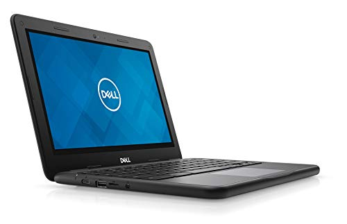 Dell Chromebook 11-5190 2-in-1 Convertible Notebook, 11.6' Touchscreen, Intel Celeron N3350 Processor, 32GB eMMC Storage, 4GB DDR4, Wi-Fi + Bluetooth, Chrome OS - Renewed