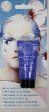 Deguisement Lot de 3 Tubes 38 ml Fond de Teint Bleu