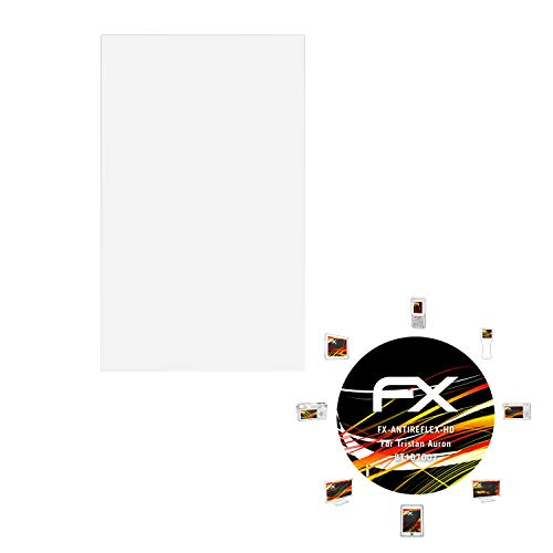 atFoliX Schutzfolie kompatibel mit Tristan Auron BT1D7007 Displayschutzfolie, HD-Entspiegelung FX Folie (3X)