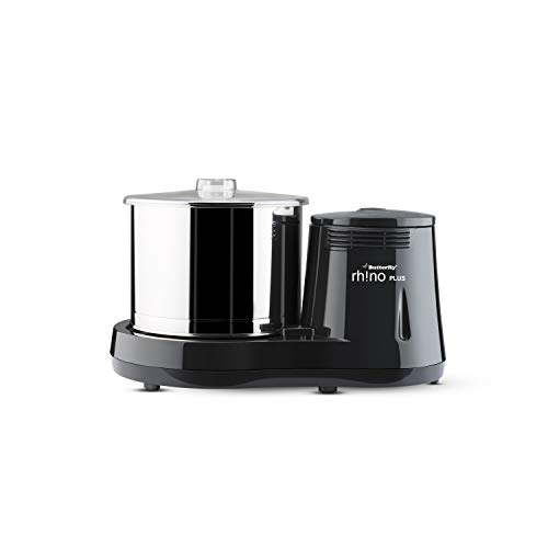 Butterfly Rhino Plus Wet Grinder, 2L (Grey) , 150W