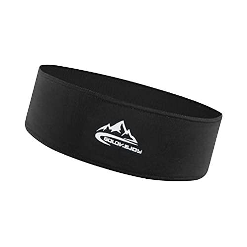 SHEDE Banda para el cabello antisudor ensanchada Fitness Ventilable Deportes al aire libre Absorbe el sudor Cinturón para la frente antitranspirante proficient