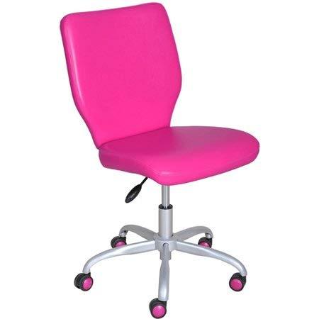 Mainstays Office Chair, Multiple Colors Fuchsia