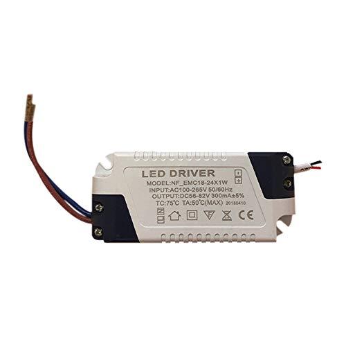 Lampenlux LED Driver Constant Current Konstantstrom Input 100V-256V (AC) (Output: 56V-82V (DC))