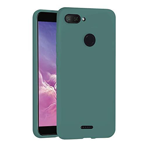 TBOC Funda para Xiaomi Redmi 6 - Redmi 6A [5.45