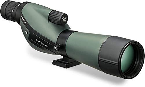 Vortex Optics DBK-60S1 Diamondback 20-60x60 Straight Spotting Scope, Green by Vortex Optics