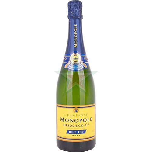 Heidsieck & Co Monopole BLUE TOP Brut 12,00% 0,75 Liter