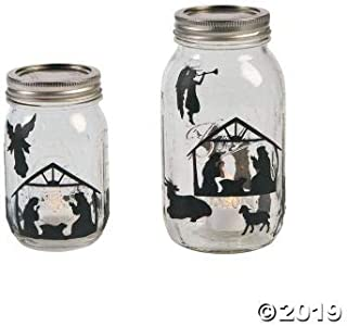 decals for mason jars