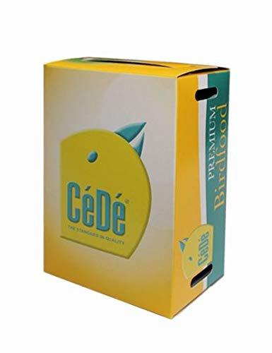 Cédé Transportkarton groß Faltschachtel für Meerschweinchen Vögel Kleintiere 10 Stück