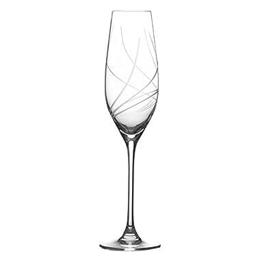Mikasa Etta Champagne Flute, 7-Ounce