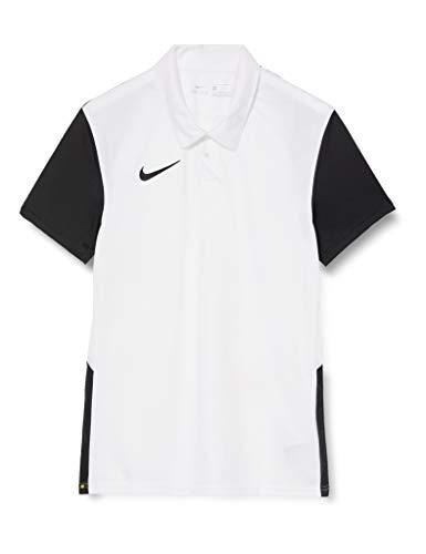 NIKE M Nk Trophy IV JSY SS Camiseta de Manga Corta, Hombre, White/Black/Black