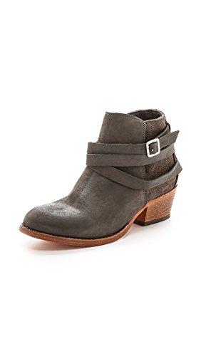 Hudson London HORRIGAN, Damen Chukka Boots, Grau (Smoke), 37 EU