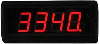 JINHAN العد التنازلي والتجريبي ساعة التقويم، التقويم، التقويم عن بعد، عدد أجهزة ضبط الوقت، ساعة توقيت ساعة الحائط الرقمية،...