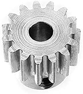 CJIANHUA 1M 15T Motor Gear 8mm Metal Motor Convex Gear For 775 Gear Motor All New Never Used