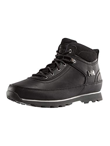Helly Hansen Herren Calgary Chukka Boots, 10874, Schwarz (Jet Black/Ebony/Light Grey 991), 46 EU