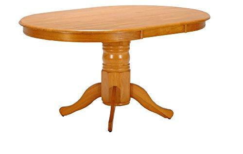 Weber Industries Table Ovale Windsor Teinte Miel