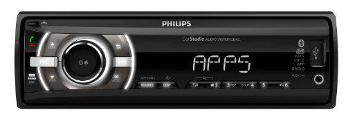 Philips CE 162 Bluetooth-Autoradio mit Blende