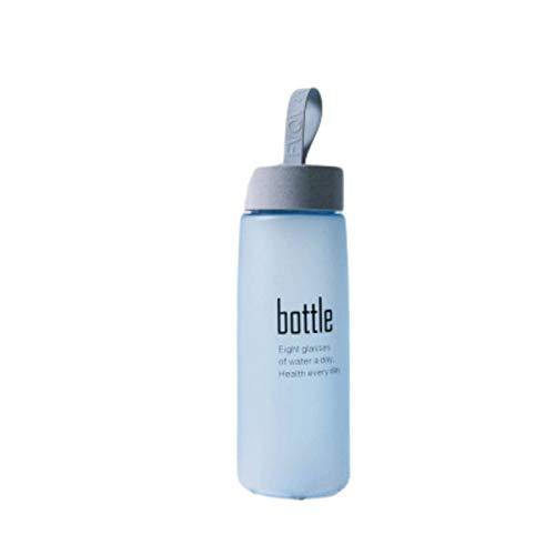 N\C Los Deportes plásticos de la Botella de Agua helaron la Botella antifugas, Botella determinada del Viaje de los Pares del Vino de la Moda portátil