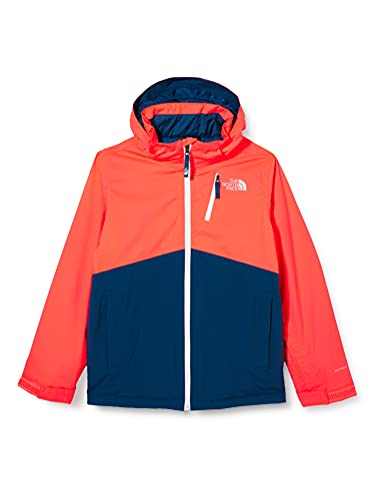 The North Face Giacca Snowquest Plus, Bimbo, Rocket Red, M