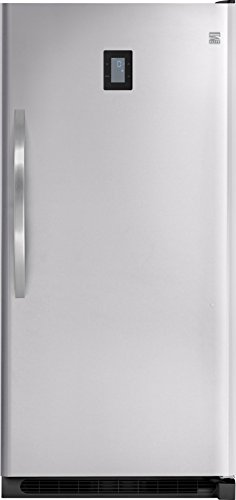 Kenmore Elite 27003 20.5 cu. ft. Upright Freezer in Stainless Steel, includes delivery and hookup