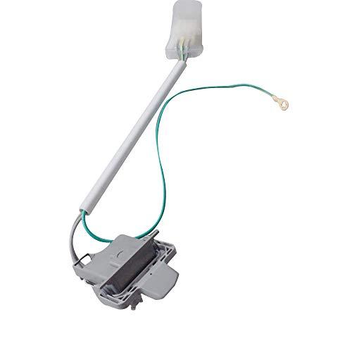 3355806 - Interruptor de tapa de arandela compatible con lavadora Whirlpool Kenmore