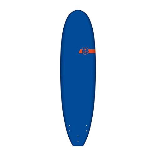 'Tavola da surf softjoy 7' 0Kraken Soft Top blu, blu